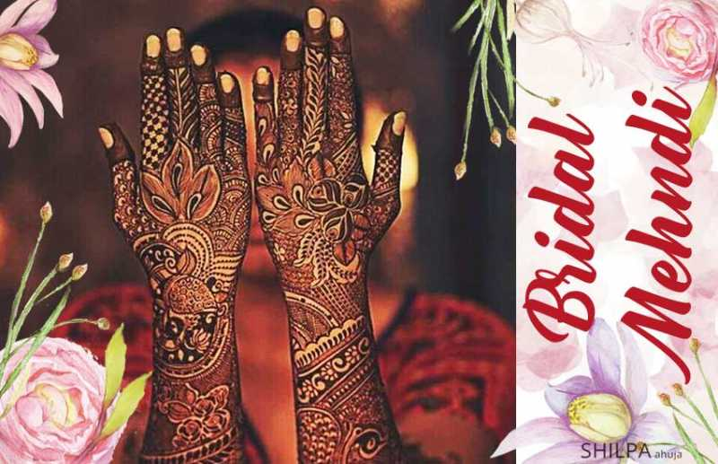 25 Bridal Mehndi Designs For 2019 Every Bride-to-be Should See