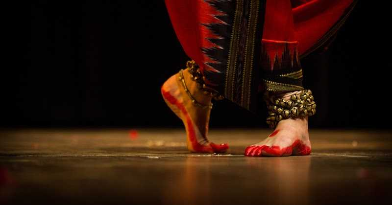 2nd Guru Surendra Nath Jena International Odissi Dance Festival.