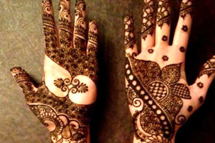 40 Stunning Eid Mehendi Design And Patterns