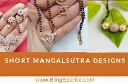 40 trendy short mangalsutra designs || mini mangalsutras for daily wear
