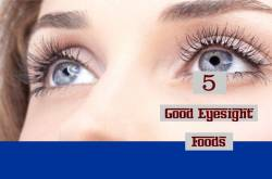 5 Foods To Help You With Your Eyesight - Find Health Tips