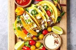 50 Vegetarian Taco Toppings for Taco Night