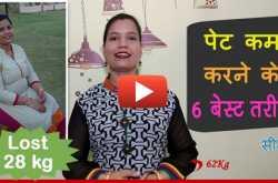 My Weight Loss Journey - Seema Joshi | BlogAdda