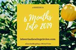 6 months into 2019 #zombiebloghop #isheeria - isheeria