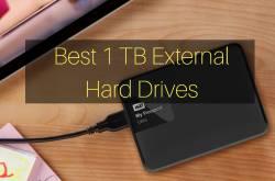 7 Best 1 TB External Hard Disk (Portable Hard Disk)