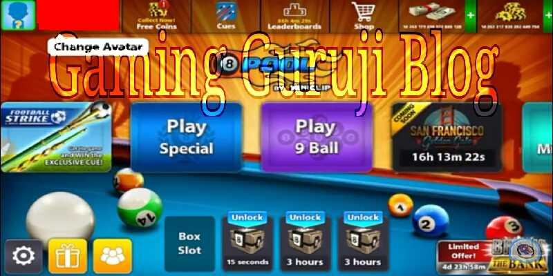 GamingGuruji Blogs 8 Ball Pool Game For Android Mod Apk And Mega Mod