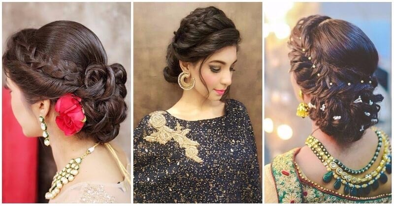 Wedamor Blogs 8 Best Hairstyles For Lehenga Choli Wedamor Blogadda