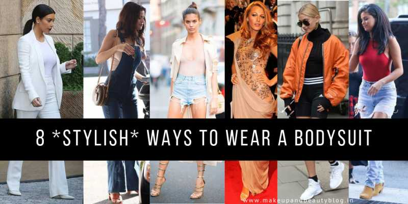 8 *Stylish* Ways To Wear A Bodysuit - Makeup Review And Beauty Blog