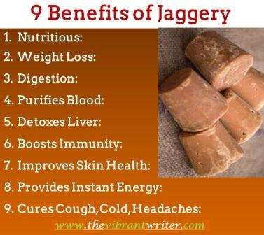 9 Benefits Of Jaggery Including Weight Loss And Much More (Replace Sugar And Artificial Sweeteners)