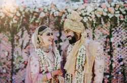 a budget wedding in lucknow with 100 guests - tanya and vivek