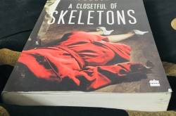 a closetful of skeletons – book review