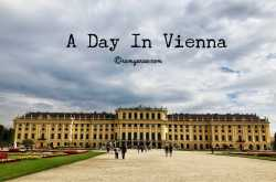 a day in vienna | words & me