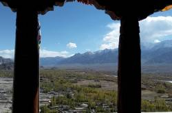 A Monastery, the Indus & Me