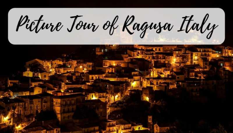 A Picture Perfect Tour Of Ragusa Italy - STORIES BY SOUMYA