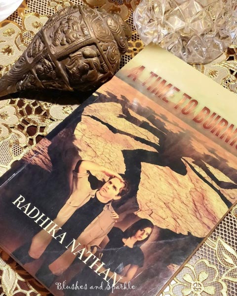 A Time To Burnish By Radhika Nathan