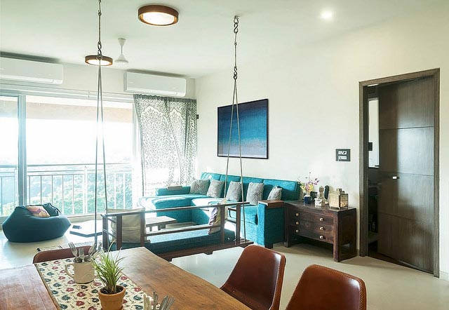 A Travel Inspired Apartment In Mumbai   Dress Your Home   Leading Indian Interior  Design