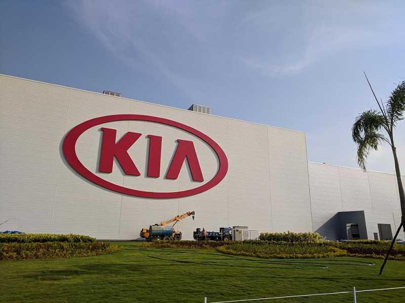 A Trip To Kia Motors India Plant In Penukonda, Andhra Pradesh
