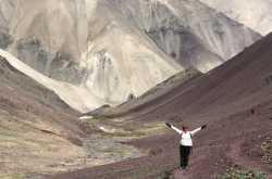 A family trek in Ladakh: 4 days of wilderness, solitude and bonding