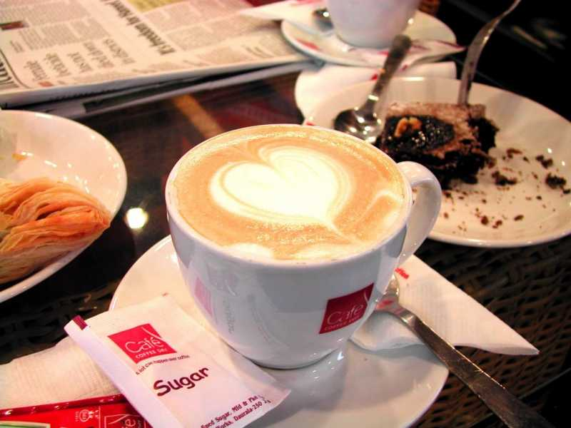 A Lot Has Indeed Happened Over Coffee - A Tribute To CCD