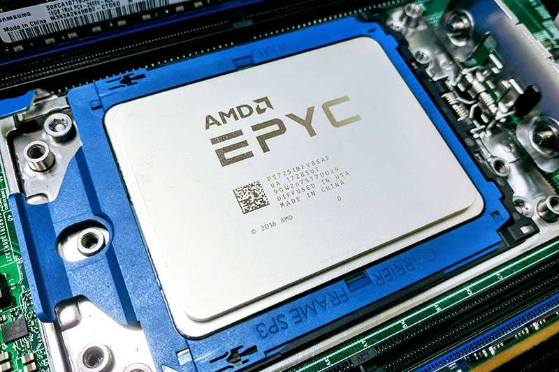 """AMD EPYC """"Rome"""" Server Processors To Feature 8 To 64 Cores"""