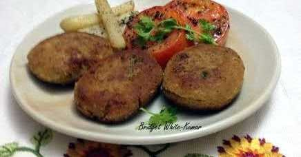 ANGLO-INDIAN FISH CUTLETS