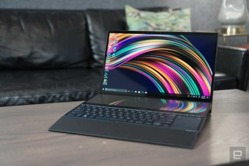 ASUS ZenBook Pro Duo Has Not One But Two 4K Screens   GarimaShares