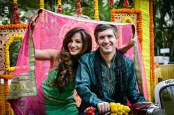 Adela's and Tomislav's Bangalore wedding