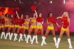 Adieu to IPL and Cheer leaders !!
