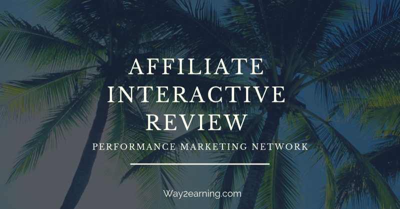 Affiliate Interactive Review : Performance Marketing Network