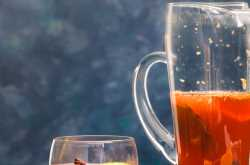 alcohol free mulled wine - how to make non-alcoholic mulled wine?