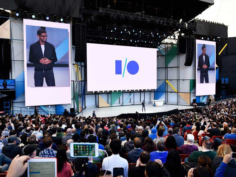 All About Day 1 Of Google I/O 2019: Android Q, Pixel 3a, Project Euphonia, Google Go, And More | GarimaShares