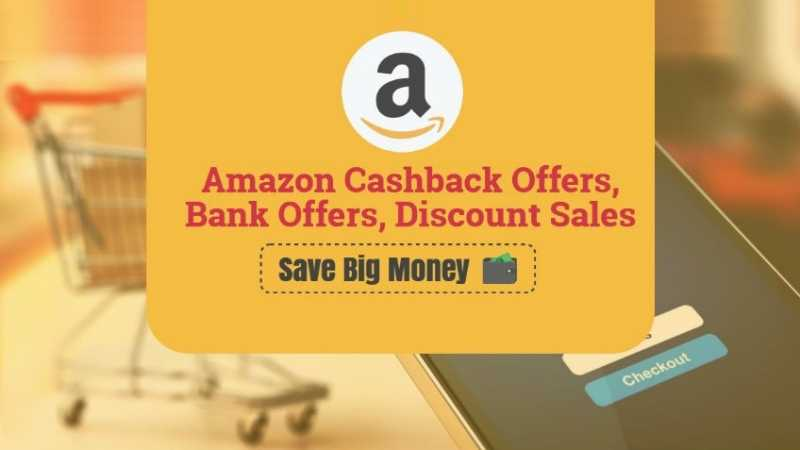 Amazon Cashback Offers August 2018, Upto 77% Discount (Don't Miss It)