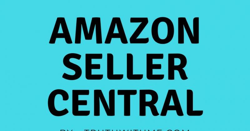 Amazon Seller Central Account Or Merchant Account Login