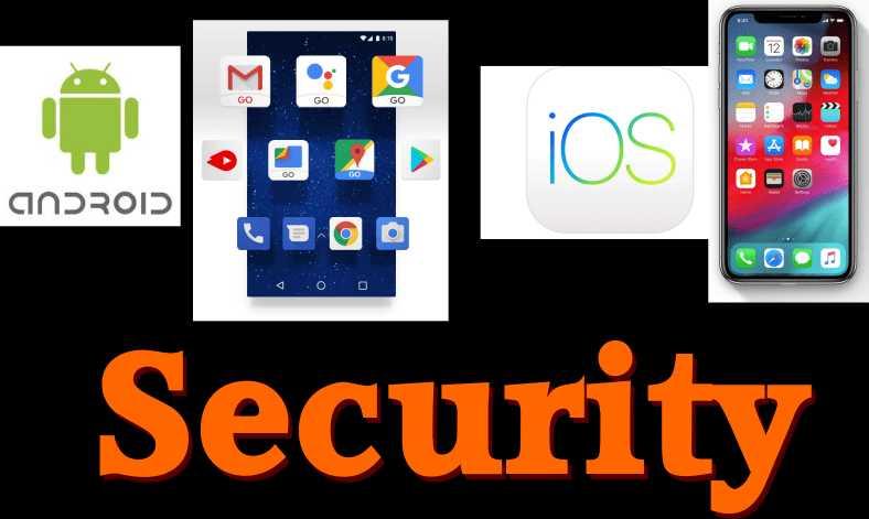 Android Or IOS Security हिंदी में जाने