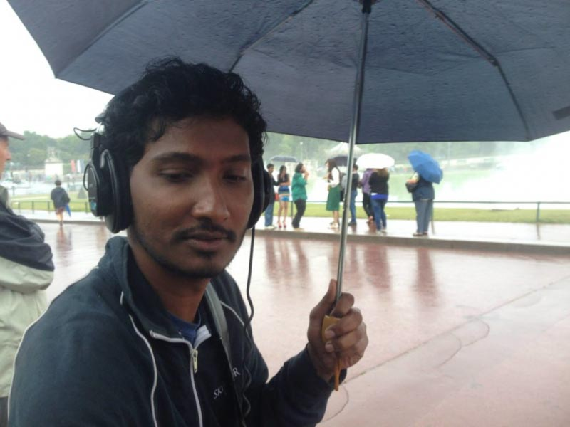 Anish John : In A Chat With An Audiographer - FTII People