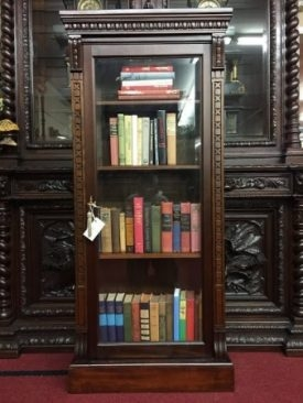 Antique Bookcases - Antique Bookcase - Decorating With Bookcases