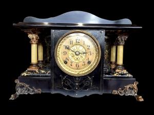 Antique Clocks - Mantel Clocks ⋆ Bohemian