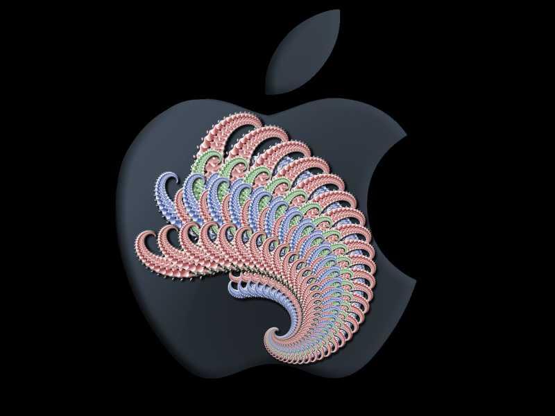 Apple-ified!