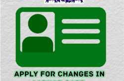 Apply for Corrections in Aadhar Card Online
