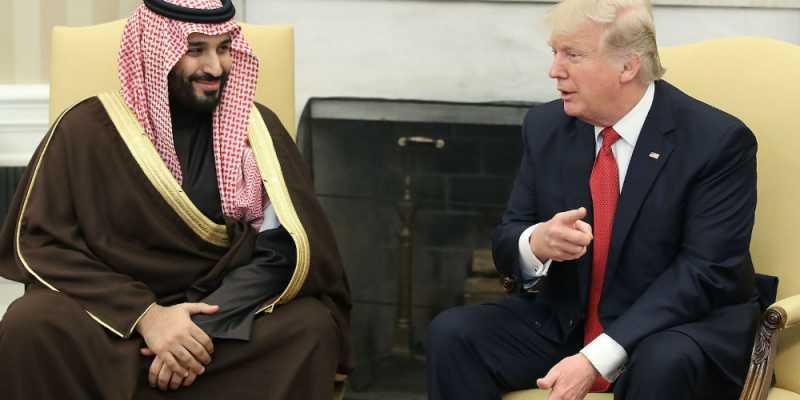 Arab Turnaround: Saudi Crown Prince Tilts At Windmills, Assad Secure
