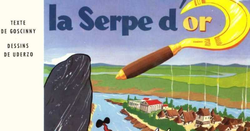 Asterix And The Golden Sickle (La Serpe D'or) By René Goscinny And Albert Uderzo - Book Review