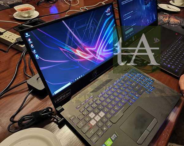 Asus ROG Strix Scar 2 GL504GV First Impression | TechnoArea