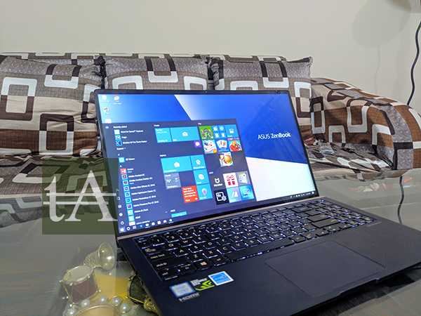 Asus ZenBook 15 Review; Powerpack Performer In Compact Size