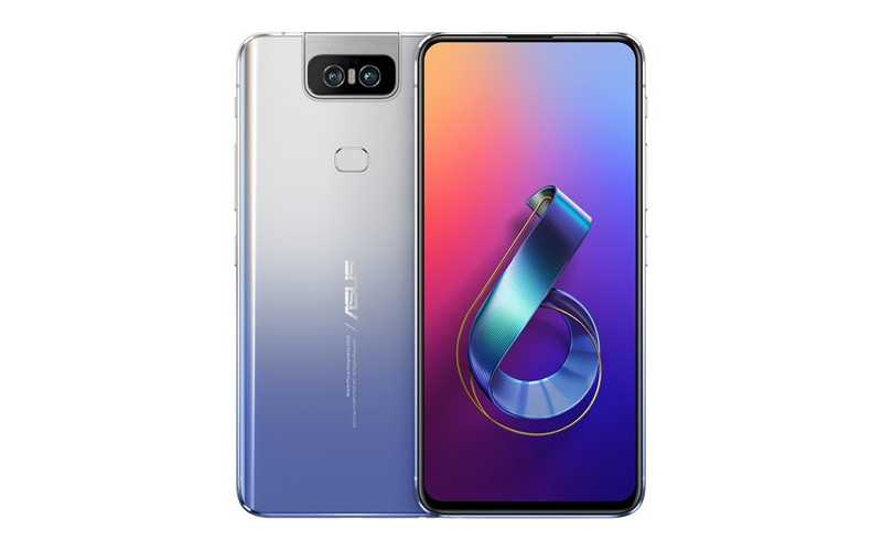 Asus Zenfone 6 With Snapdragon 855 And Flip Camera Launched | TechnoArea