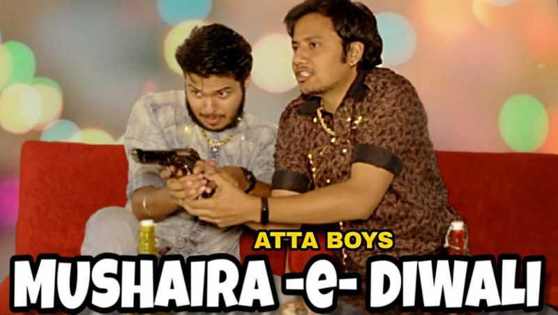 Atta Boys Ka Mushaira-e-Diwali