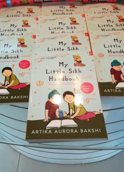 Author Answers With Artika Aurora Bakshi #MyLittleSikhHandbook