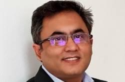 author interview: sunil sapra