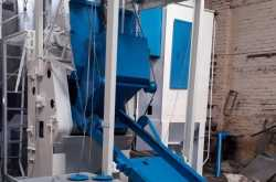 automatic shot blasting machine from india