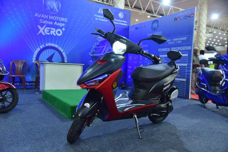 Avan Trend E Scooter Priced At Rs 56,900 (ex-showroom)