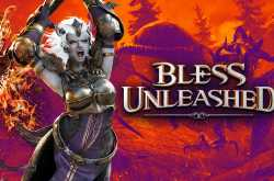 bandai namco entertainment america releases new field bosses trailer for upcoming xbox one action mmorpg bless unleashed - indiannoob